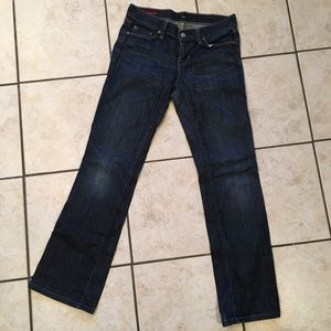Citizens of Humanity Womens boot cut jeans 2.
